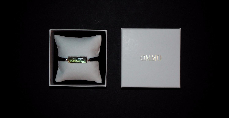 labradorite and silver bracelet, adjustable labradorite bracelet, luxury friendship bracelet, luxury macrame bracelet, silver, Labradorite and Silver Friendship Bracelet