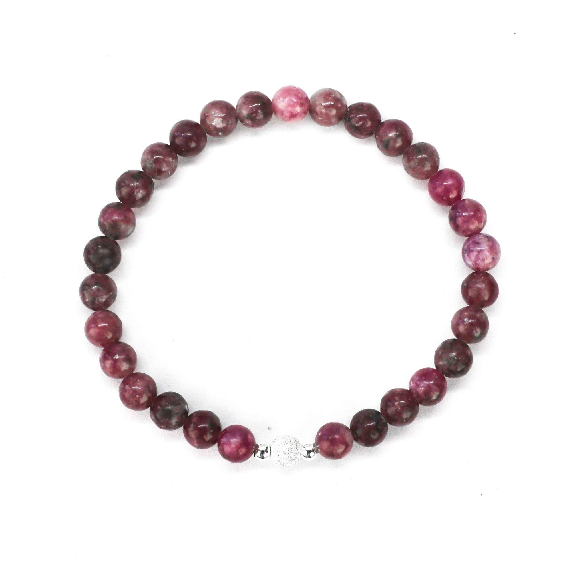 OMMO Bracelet - Tokyo Collection - Lepidolite 3eee388e2