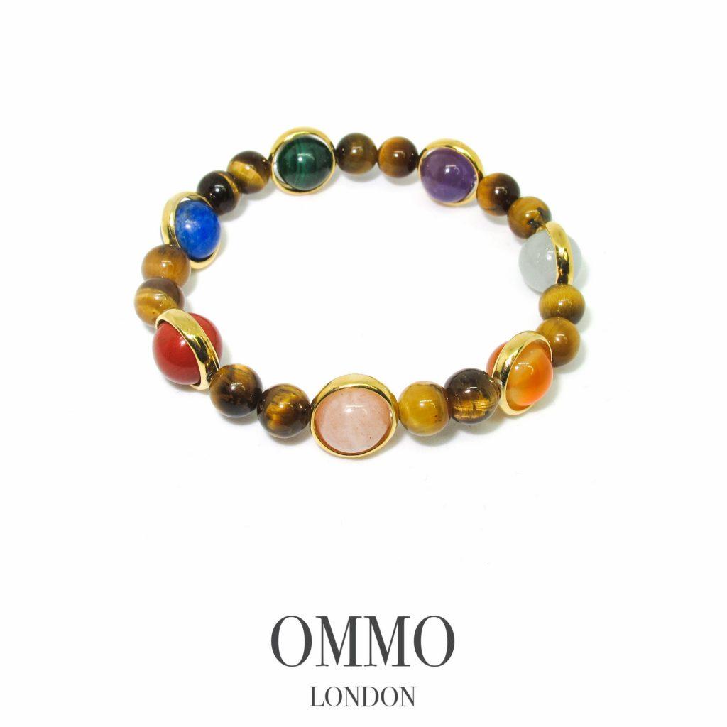chakra bracelet uk, Luxury designer chakra bracelet, chakra bracelet for women, yoga bracelet, energy bracelet, spiritual bracelet uk