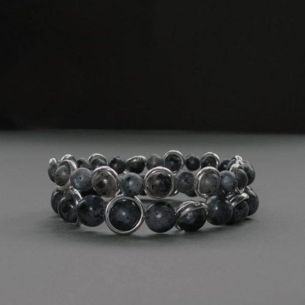 mens beaded bracelets uk, mens chakra bracelets, Labradorite and Silver beaded bracelet, grey bracelet, gray bracelet for men, mens beaded bracelet, bracelet for men uk, bracelet bead mens, labradorite bracelet, labradorite beaded bracelet