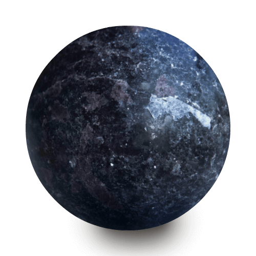 Lepidolite Blue
