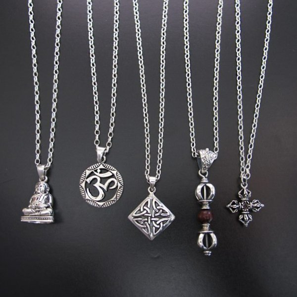mens necklaces, silver necklaces, ebaded bracelets, cross silver necklace, buddha necklace, silver buddha necklace, om necklace, silver om necklace, necklace for men, sterling silver necklace, 925 silver necklace, Men