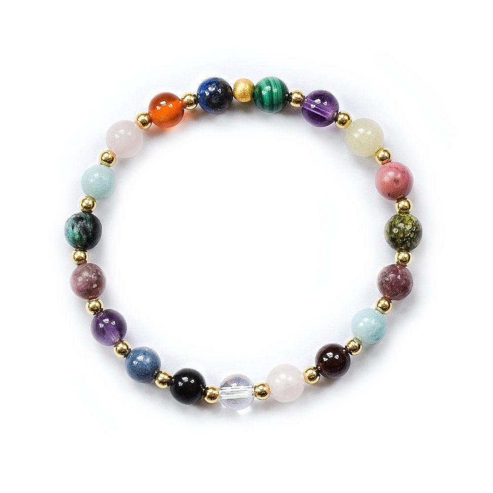 depression bracelet, depression healing bracelet, depression crystal healing, depression