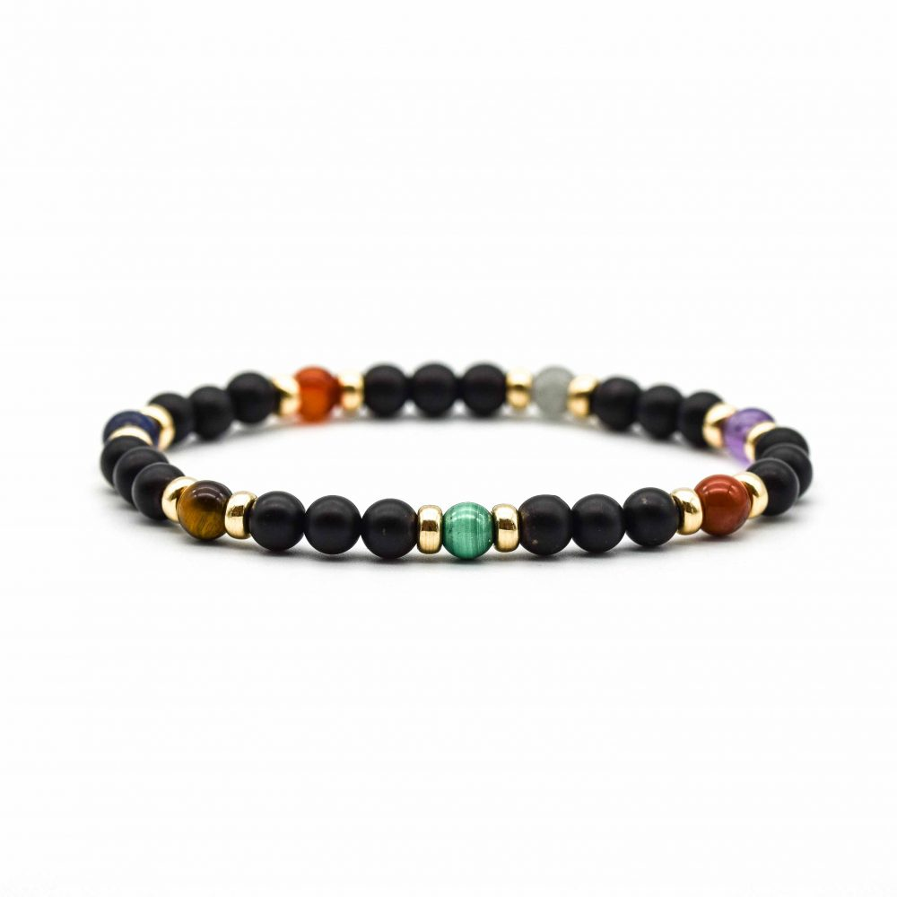 chakra bracelet for men luxury chakra bracelet, healing bracelet, spiritual jewellery, designer bracelet, beaded bracelet uk