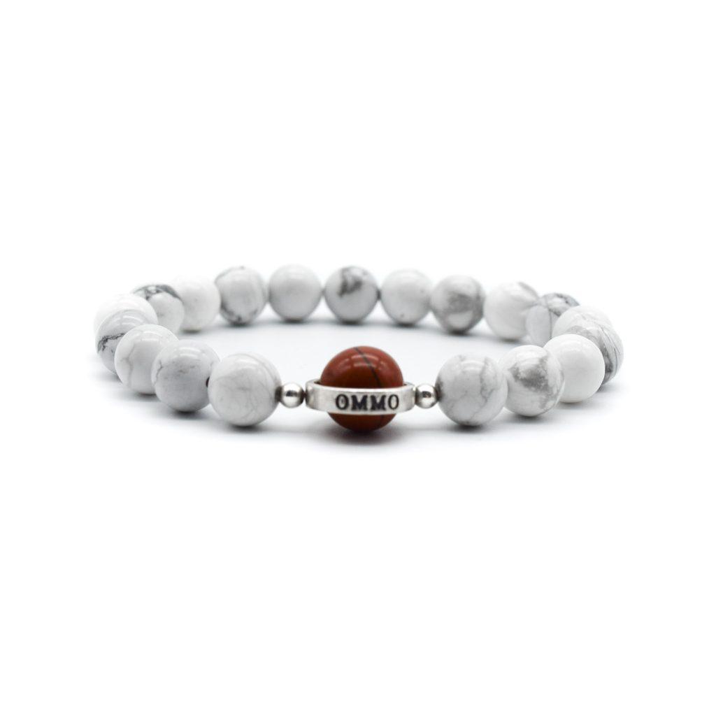 OMMO London mens beaded bracelets-41-4