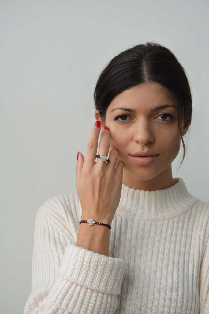 Garnet OMMO bracelat