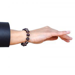 Garner and Gold bracelet