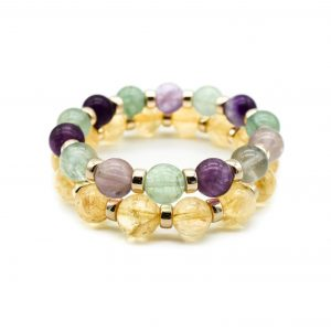 OMMO London beaded bracelets