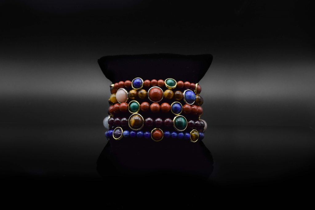 Men's Beaded Bracelets UK, chakra bracelets uk, luxury chakra bracelets, chakra bracelet with gold, spiritual bracelets, healing bracelets, crystal bracelets, chakra balancing bracelets