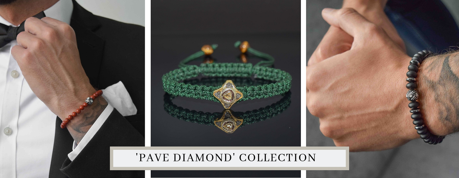Crystal Jewellery for Women, luxury jewellery for men