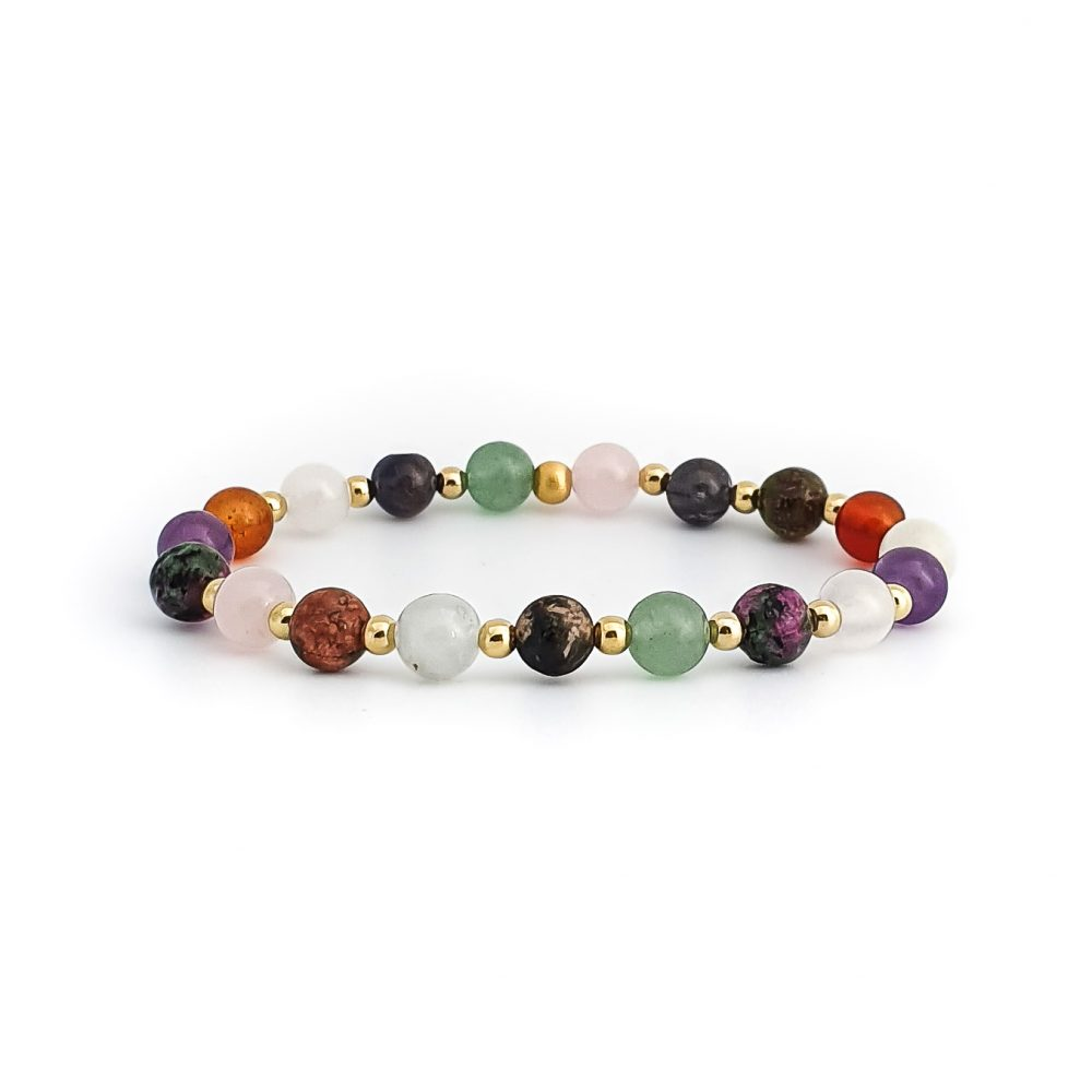 Bracelet for Fertility, crystals for fertility, healing bracelet, crystal healing, fertility help