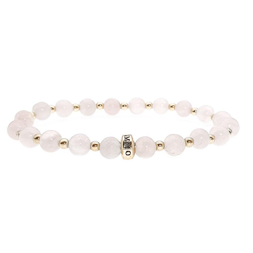 Rose quartz bracelet, Rose Quartz and Gold Bracelet, rose quartz jewellery, pink bracelet, rose quartz jewellery, heart chakra bracelet, healing bracelet, crystal bracelet, crystal healing